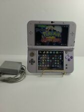 New Nintendo 3DS XL SNES Edition with Charger, 64G memory card with 52 games