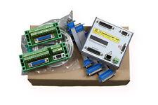 CNC Steuerung 4 Achsen Verbindung über Netzwerk incl. Mach3 Software