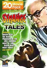 Strange Tales - 20 Movie Pack (DVD, 2006, 4-Disc Set) NEW