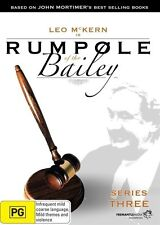 Rumpole Of Bailey Series 3 DVD Brand New Sealed