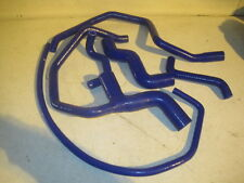 Ford Fiesta xr2i CVH Coolant silicones Pantalon Kit Blue