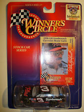 Dale Earnhardt 1998 Goodwrench Plus Monte Carlo WC 1:64