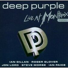 DEEP PURPLE - LIVE AT MONTREUX 1996 - NEW
