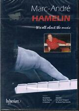 Marc-André Hamelin, It's all about the music / Chopin / Wagner / Liszt