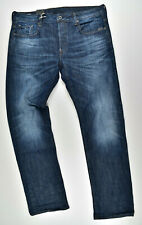 G-Star RAW, Attacc Droit, Jeans Stretch W40 L34 Pantalon Jeans Jeans hommes Bleu