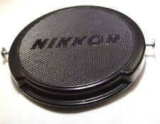 52mm  Nikkor Front Nikon Cap snap on JUM 515,897 Genuine - Free Shipping