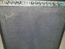 1980 Fender Super Reverb combo amp-made in USA