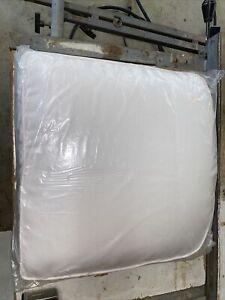 Outdoor Cushion Patio Chair Sunbrella Seat White 18x18
