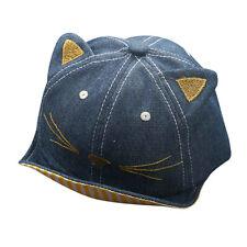 Newborn Infant Baby Kids Caps Beanie For Boys Girls Cat Stripe Hat Children Hats
