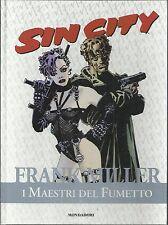 I maestri del fumetto Mondadori n. 7 SIN CITY di Frank MILLER