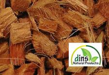 Clean Coconut Husk fiber, Chips, Bites Orchids flowers,anthurium Free Ship