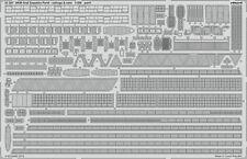 Eduard PE 53207 1/350 Graf Zeppelin portaaviones barandillas & redes parte 4
