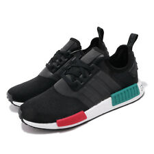 adidas Originals NMD_R1 Black Green Red BOOST Men Women Lifestyle Shoes EF4260