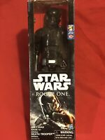 Star Wars Rogue One Imperial Death Trooper 12-Inch Action Figure By Hasbro