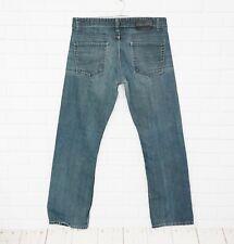 JACK & JONES Jeans Uomo Tgl W34 - L34 Modello Gate Cross