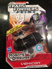 Transfomers Prime Robots In Disguise Class Vehicon Decepticon New