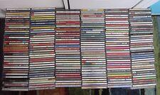 CD Collection 500+ Rock Pop Alternative Rap Hip Hop Electronic Jazz More