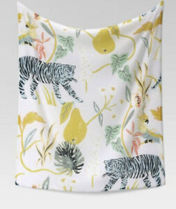 """Target Opalhouse Animal Print Jungle Wall Tapestry 60 X 60"""" Nwot"""