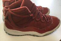 Nike Air Jordan 11 'Win Like 96' Retro Youth (GS) Size 2Y Red Space Jam