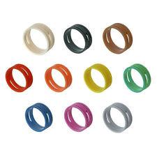 Neutrik XXR-0 XX Series Color Coding Ring Black