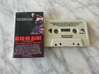 Dead Or Alive Youthquake CASSETTE Tape 1985 Epic BET 40119 You Spin Me Round OOP