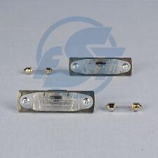 2x Kennzeichenleuchte VW Sharan 7M 1995-2010 Kennzeichenbeleuchtung links rechts