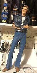 Rare Neca 18 Inch Talking John Lennon Figure. Excellent Condition But Lost Specs