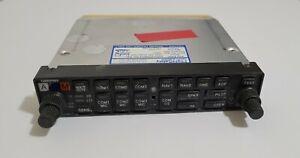 Garmin GMA-340 Audio Selector Panel, PN 011-00401-10