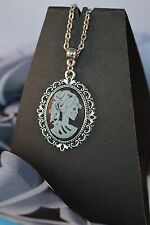 LOLITA ANTIQUE STYLE CAMEO NECKLACE  [13/1/33]