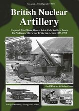 Tankograd 9018 - British Nuclear Artillery               64 Pages         Book