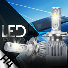 LUMILEDS COB H4 HB2 9003 488W 48800LM LED Headlight Kit Hi/Lo Power Bulbs 6500K