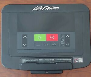 Life Fitness Integrity C Console Treadmill Excellent Condition