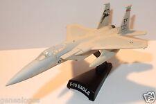 DEL PRADO METAL 1/150 AIRCRAFT PLANE AVION US McDonnell Douglas F-15 Eagle USAF