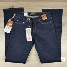 Mavi Amelie Womens Jeans BNWT NWT 24/32 Mid Rise Boot Cut RRP $159.99 W27 (A67)