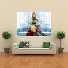 FINAL FANTASY XIII XBOX 360 PC NUOVO GIGANTE ART PRINT POSTER QUADRO muro G011