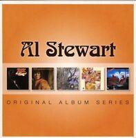Al Stewart ORIGINAL ALBUM SERIES Box Set YEAR OF THE CAT Time Passages NEW 5 CD