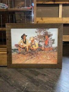 "Gordon Snidow ""Good Times"" Framed Print"