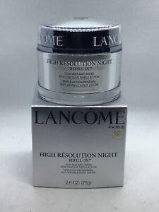 LANCOME High Resolution Night Refill- 3x Action Anti Wrinkle Night Cream,New