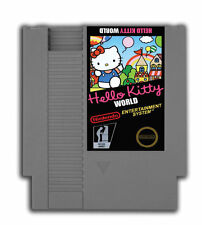 Hello Kitty World - Nintendo NES Game Balloon Fight