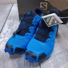Salomon Speedcross 5 GTX Trail Running Shoes Men's Size 7.5 US Hiking 409571