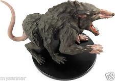 D&D Mini KIRRIX (Large Dire Wererat) Pathfinder RDI Dungeons & Dragons Miniature