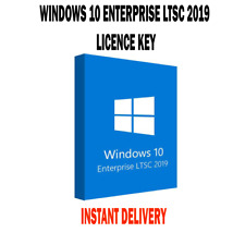 🔑WINDOWS 10 ENTERPRISE LTSC 2019 GENUINE 🔑 LICENSE KEY 🔑 INSTANT DELIVERY 🔑