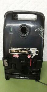 Hoover canister vacuum turbo power 7000 model S3646