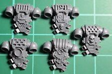 Warhammer 40000-Space marine-Nvle esc assaut-Lot paquetages dorsaux