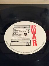 U2 War Gatefold LP Album Vinyl Record ILPS9733 A1U/B1U Rock 80's