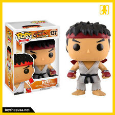 Street Fighter Ryu Pop Funko