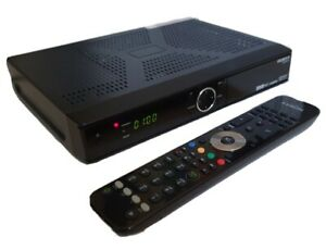 Humax HD-FOX T2 Digital Television Freeview HD + Remote