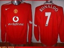 Manchester United RONALDO Ls Jersey Shirt Adulte M Football Football Nike Portugal