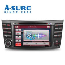 Autoradio GPS Navi Mercedes Benz CLS/G/E Classe W219 W463 W211 CLK W209 stéréo