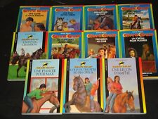 Lot -11 FRENCH Grand Galop Chapter Books Bonnie Bryant  Bayard Jeunesse Cheval